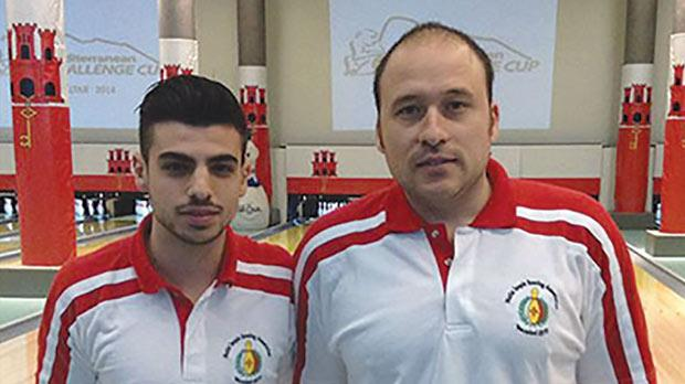 Team Malta for the MBC 2016