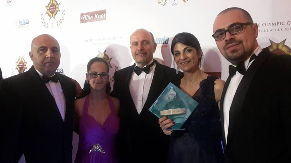 Malta Olympic Committee 2015 Awards