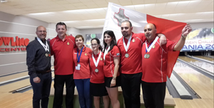 MCC-Team Malta wins Gold medal