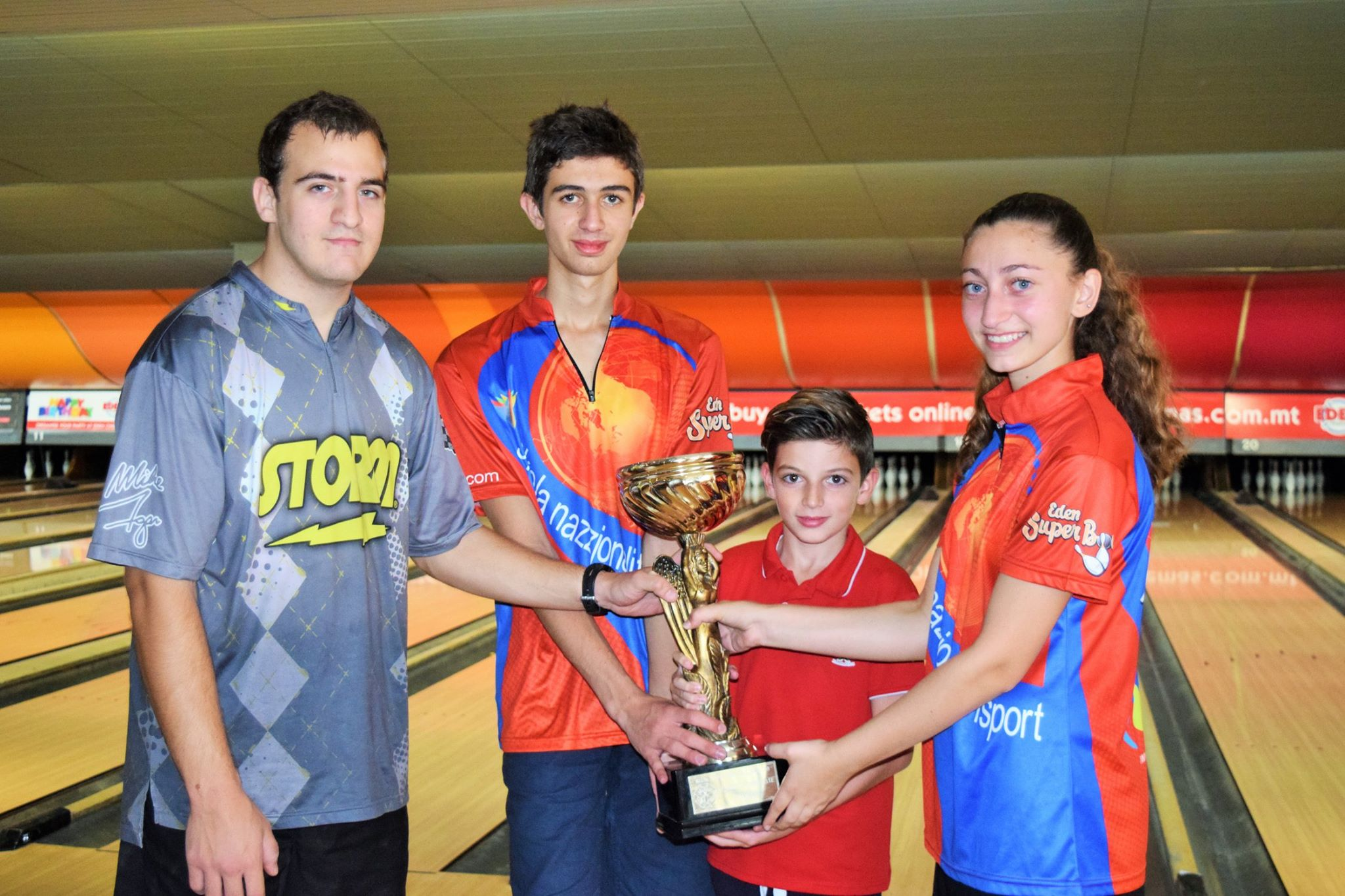MTBA Youth Championships 2015